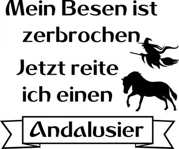 Brandzeichen andalusier